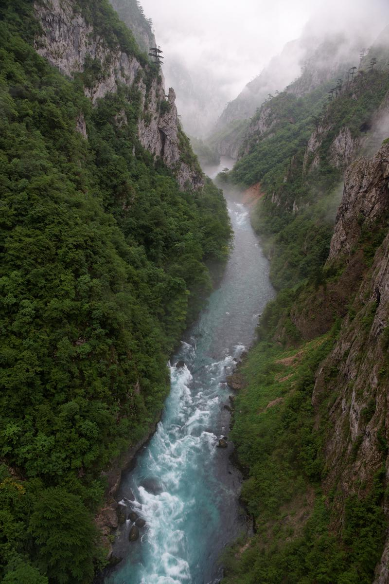 Piva (Montenegro, Bosnia & Herzegovina). Photo: Anonymous