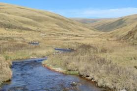 """Die Lage des geplanten Staudamms """"Lukovo Pole""""."""
