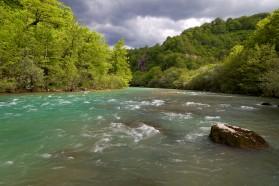 Neretva in Bosnien & Herzegowina.