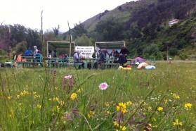 Day 29-33: The basecamp in Tepelena, Albania
