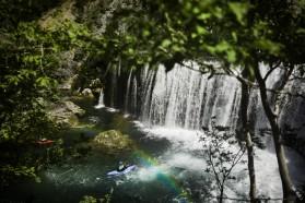 DAY 6 - Zrmanja's beautiful Veliki Buk waterfalls in Croatia