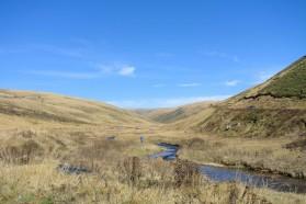 """Die Lage des geplanten Staudamms """"Lukovo Pole"""" – dieses Gebiet soll im Stausee ertrinken."""