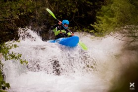 Day 20 - Tresonechka River drop in the Mavrovo NP: what a steep creek!