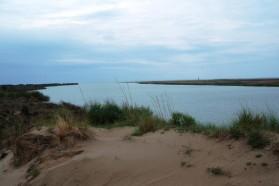Vjosa River Delta.