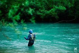 Tag 11: Neretva, Bosnien: Flussliebhaber, Kajakfahrer und Angler haben eines gemeinsam: sie alle wollen freie Flüsse