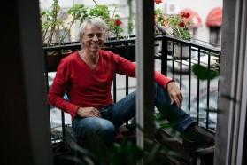 Ulrich Eichelmann/Riverwatch, Koordinator der Blauen Herz Kampagne