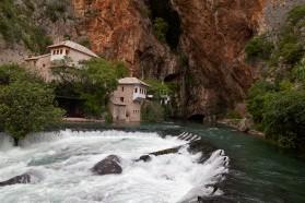 Quelle des Bunaflusses - eine einzigartige Karstquelle in Bosnien&Herzegowina.