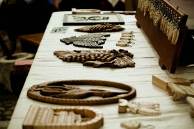 Traditionelle Produkte aus Gjirokastra
