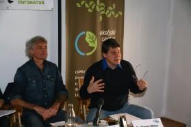 """""""Die Balkanflüsse sind von außerordentlicher Bedeutung für den Fortbestand der Huchen. Werden diese Wasserkraftprojekte gebaut, prognostizieren wir einen Rückgang der Art auf dem Balkan um etwa 70 Prozent,"""" sagt Prof. Steven Weiss von der Karl-Franzens Universität in Graz und Mitautor der Studie."""