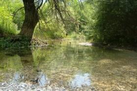Krka River.