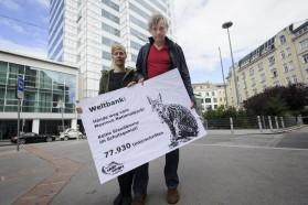 """Die Weltbank plant das im Nationalpark projektierte Wasserkraftprojekt """"Lukovo Pole"""" mit 70 Millionen Euro zu fördern (Gesamtkosten 83 Millionen Euro). Derzeit prüft die Bank nach eigenen Angaben noch die endgültige Vergabe der Gelder."""